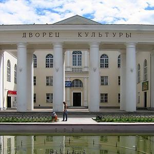 Дворцы и дома культуры Кшенского