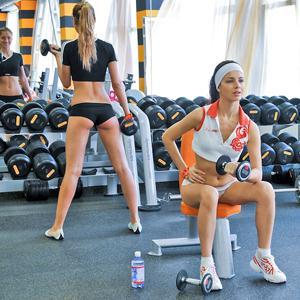 Фитнес-клубы Кшенского