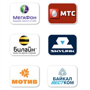 Операторы сотовой связи Кшенского