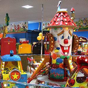 Развлекательные центры Кшенского