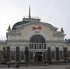 Железнодорожные вокзалы в Кшенском
