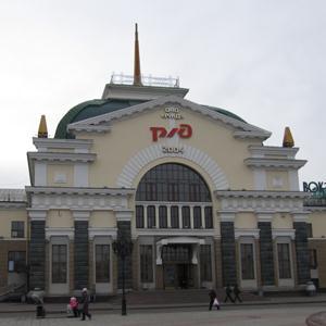 Железнодорожные вокзалы Кшенского